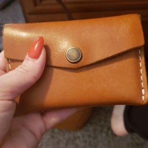 Bags - Minimalist leather wallet